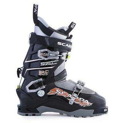 Scarpa Thrill Ski Touring Backcountry Boots Size 27 Mondo 8.5 UK