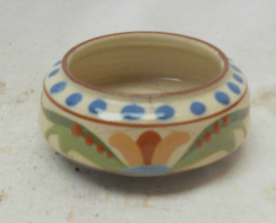 STUNNING Vintage Collectable ALLER VALE CHINA SUGAR BOWL 3cm x 9cm