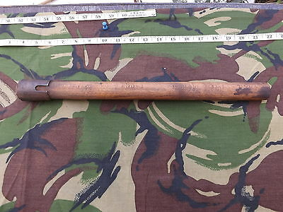 WW2 British Army, Entrenching Tool, Wooden Helve