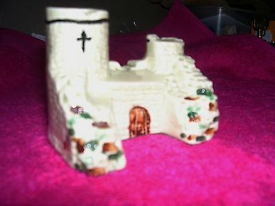 TEY Pottery miniature castle ruins No22 [countryside collections]