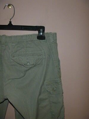 Gap Maternity Convertible Cargo Maternity Pants Size 10 R.. Wow!!!