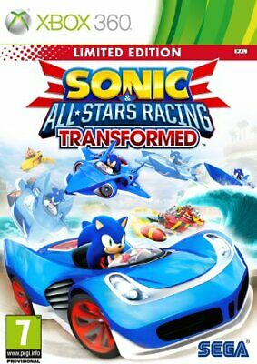 Sonic & All Stars Racing Transformed: Limited Edition (Xbox 360) - Game  MOVG
