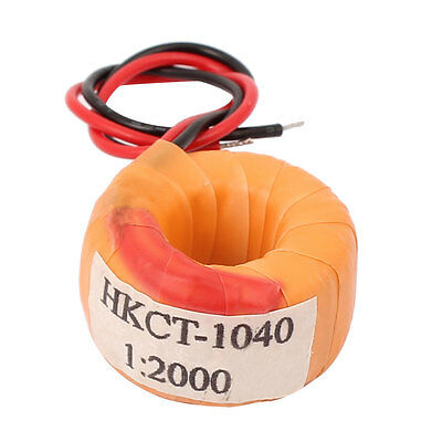 1:2000 Ratio Micro Precision Current Transformer (ZCT) for 0 To 100A Detection