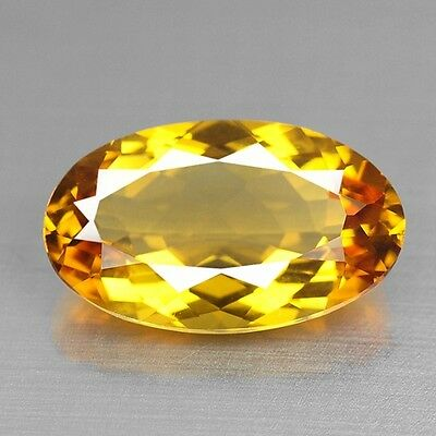 5.19 Cts Top Quality Golden Yellow Color Natural Helidor Beryl