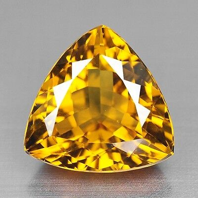 7.82 Cts Top Quality Golden Yellow Color Natural Helidor Beryl