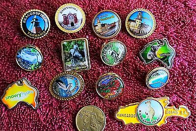 Tourist Badges  Nice Lot Of Collectables