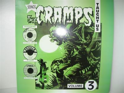 Various - Songs The Cramps Taught Us Volume 3 LP New