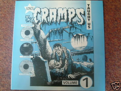 Various - Songs The Cramps Taught Us Volume 1 LP New