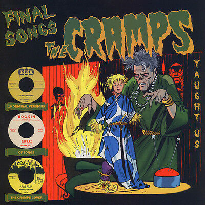Various - Final Songs The Cramps Taught Us Vinyl LP New