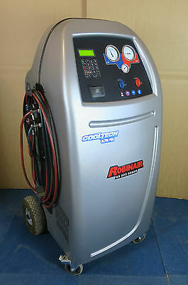CoolTech Robinair AC790PRO R134a Automatic Air Conditioning A/C Vehicle Service