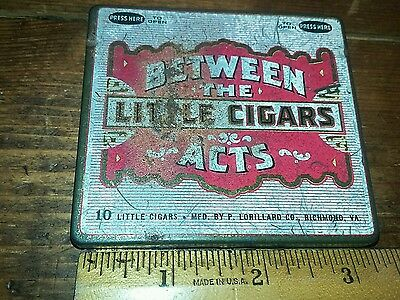 Little Cigars-Between The Acts By