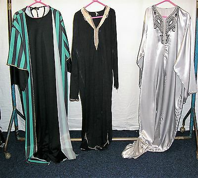 Job Lot of 3 Arabian Tunic Costumes from Professional Stage & Theatrical Company