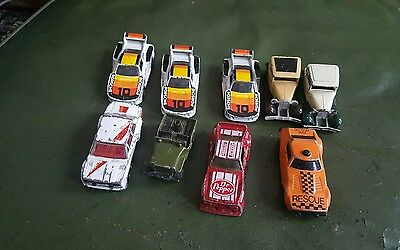 Matchbox later toy cars.
