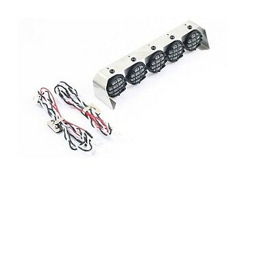 Fastrax 5 Light Cluster Bar with 18mm Lights #FAST306-3