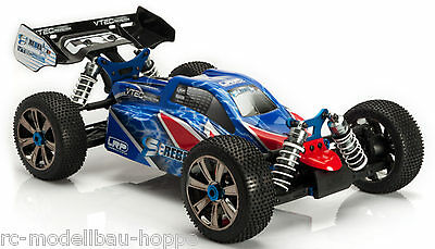 LRP S8 Rebel Bxe 2,4 GHz RTR LIMITED EDITION 1-8 Buggy 130306