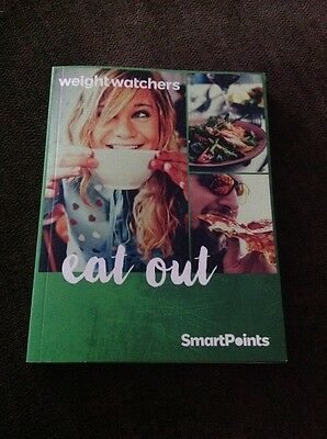 Brand New Weightwatchers Weight Watchers 2016 Eat Out Guide Smart Points