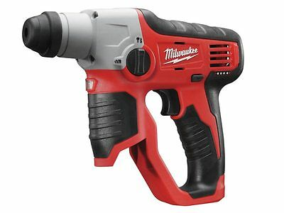 Milwaukee M12H-0 12v Compact SDS Hammer Drill Bare Unit