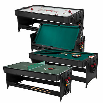 "GLD Products Fat Cat Pockey™ 3 in 1 6'8"" Game Table"