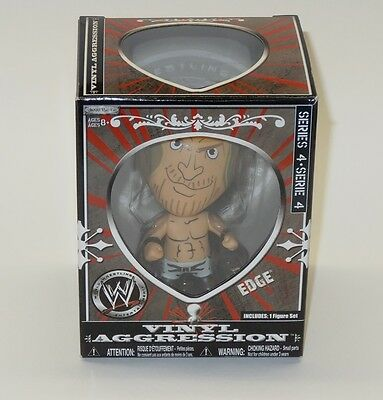 Wwe Vinyl Aggression Series 4 - Edge - Brand New In Box Pop