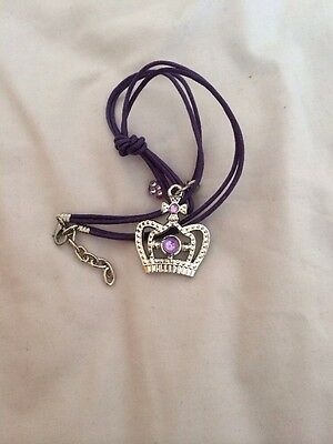 Purple Crown Bracelet