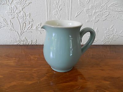 Denby 'manor Green' 1/2 Pint Jug