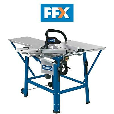 "Scheppach TS310 12"" Table Saw Sliding Table Carriage Extension"