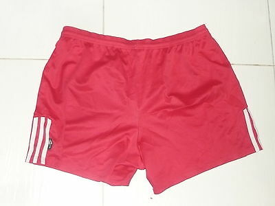 "Men's Adidas 38"" Swimming Trunks shorts red good condition used beach holiday"