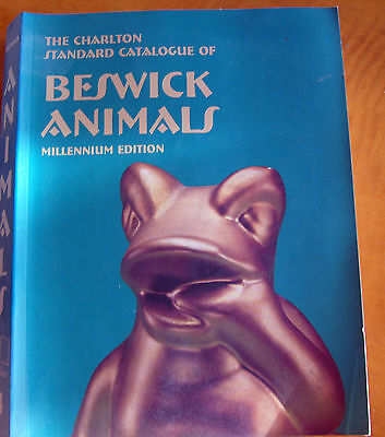 BESWICK ANIMALS reference and price guide 2000 4th edition