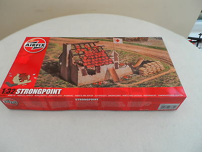Airfix 1:32 Scale Set #a06380 Strongpoint Field Hospital Complete Factory Sealed