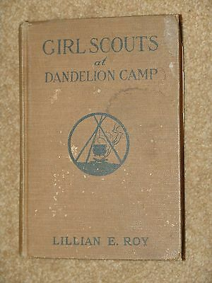 Roy - Girl Scouts at Dandelion Camp
