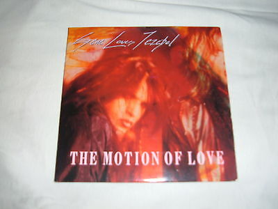 Gene Loves Jezebel - The Motion Of Love - Beggars Banquet BEG192 Double Pack EX