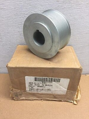 C.E. Niehoff & Co. 12 Groove Pulley N4048 Mrap M-Atv Military