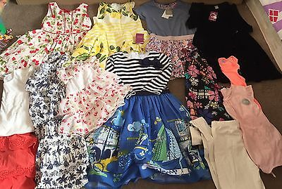 Huge Bundle Joblot Girls Clothes Outfits Dresses NEXT 8 Years SUMMER Massive NEW