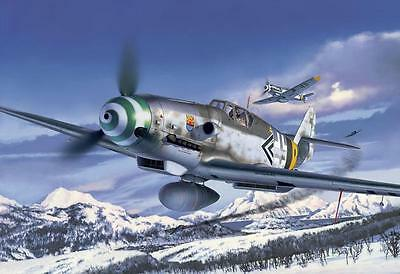 Revell of Germany [RVL] 1:32 Messerschmitt Bf 109G-6 Plastic Model Kit RVL04665