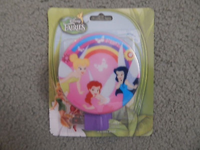 Disney Fairies Night Light # 1 - (Brand New Never Used)