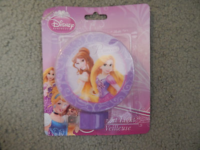 Disney Princess Night Light # 3 - (Brand New Never Used)