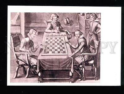 036194 Play CHESS in 17 Century Modern russian PC