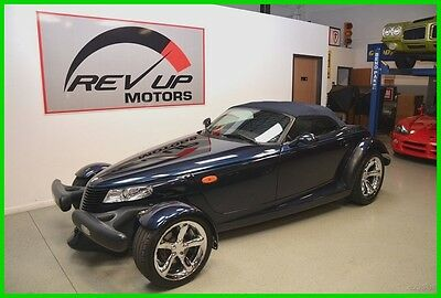 2001 Chrysler Prowler Mulholland Drive Edition 2001 Chrysler Prowler Convertible Mulholland Drive Edition ONLY 5k Miles