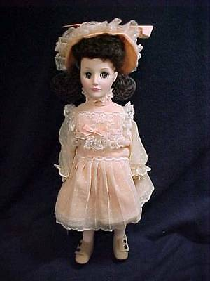 """Doll ~❤️~ 13"""" Effanbee's Absolutely Abigail Collection Recital Time w/Tag EUC"""