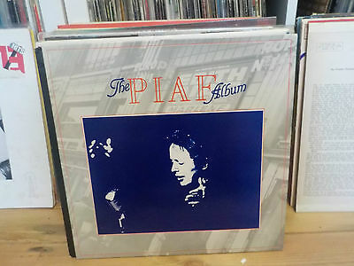 Edith Piaf The Piaf Album 1983 Chanson Vocal Vinyl Lp