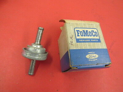 NOS 1966 Ford fairlane galaxie fuel tank vent No reserve