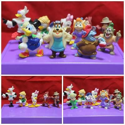 Lot of 12 Disney Afternoon Tailspin Gummi Bear Kellogg's Chip Dale Duck Tales
