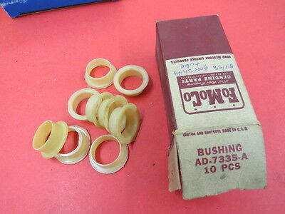 NOS 1954-58 Ford gearshift tube bushings No Reserve 1955 1956 1957 1958