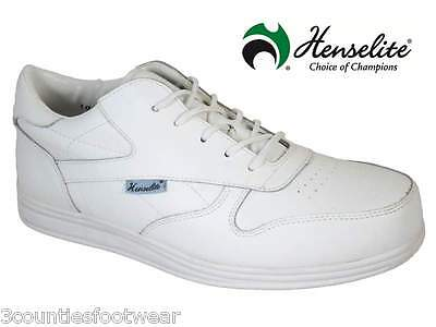 Bowls Shoes - Henselite Victory Bowls Trainers All Sizes