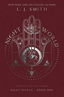 Night World by L.J. Smith (English) Hardcover Book Free Shipping!