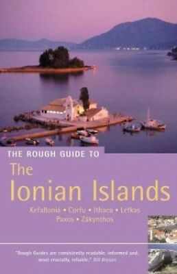 The Rough Guide To The Ionian Islands (3rd Edition)... by Rough Guides Paperback