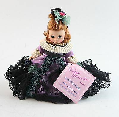 MADAME ALEXANDER Little Miss Godey MADC 1992 Club Doll