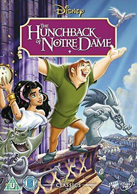 The Hunchback Of Notre Dame [DVD] [1996] - DVD  2OVG The Cheap Fast Free Post