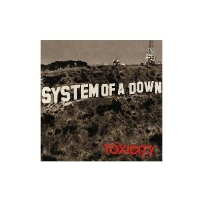 System of a Down - Toxicity - System of a Down CD VUVG The Cheap Fast Free Post