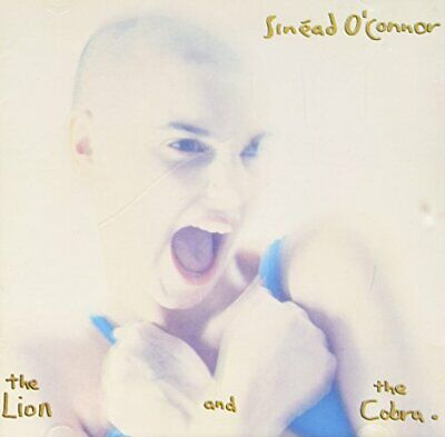 Sinead O'Connor - Lion And The Cobra - Sinead O'Connor CD 0CVG The Cheap Fast